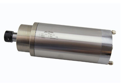Grease Lub CNC Spindle Motor Improved Concentricity With Imported Bearings